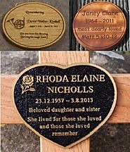 10 Types of Memorial Plaques and Uses