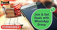 Whatsapp Groups Join Link with offers | June 2019 | Tracedeals