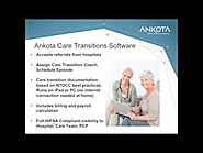 Care Transitions Best Practices with Shereese Maynard Tucker and Ankota Healthcare Software