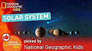 Explore the Solar System | Nat Geo Kids Solar System Playlist