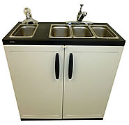 4 compartment sink | Portable Sink Depot