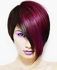 Get Funky Hair Colours For Short Hair