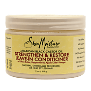 Shea Moisture Strengthen Grow And Restore Leave In Conditioner