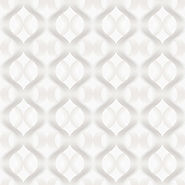 3D Diamond Shape Wallpaper – Grey