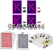 Innovative Spy Cheating Playing Cards in Bangalore