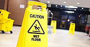 How to retain high quality cleaning standards in the commercial (office) environment