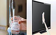 LED TV And Clean Drinking RO Water - Must Haves During Hard Times