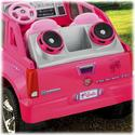 Cheap Pink Escalade Power Wheels from Fisher Price
