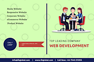 Web Development London | Creative Website Design London UK