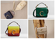 Chloé Brand - Luxury Wear & Accessories for Women at Le Mill India