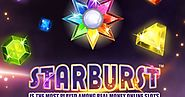 Starburst is the Most Played Among Real Money Online Slots