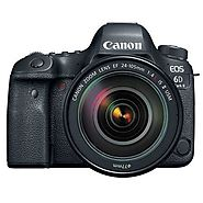 Shop Canon EOS 6D II Body at Best Price - S World Electronics Canada