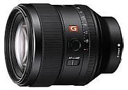 Shop Sony SEL 85mm F1.4 GM at Best Price in Canada : S World Electronics