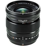 Shop FUJINON XF16mm F1.4 R WR at Best Price in Canada : S World Electronics