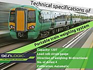 PORTABLE TRAIN WEIGHING SYSTEM |