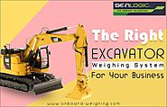 Excavator Weighing System Chennai | Industrial Weighing Equipments