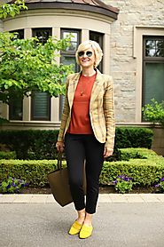 WHAT TO WEAR WITH MUSTARD YELLOW SHOES