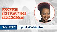 Looks At The Future of Technology with Crystal Washington