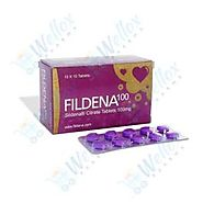 Fildena 100 Online | Buy Sildenafil Citrate | Reviews | Side Effects