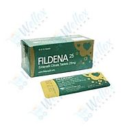 Buy Fildena 25 Mg | Review | Price | Sildenafil Citrate | Sildenafil