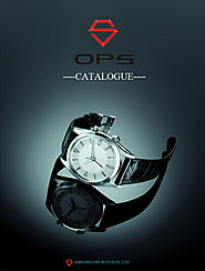 Quality Watch Manufacturer