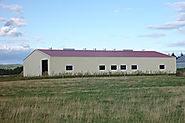 Utilizing Steel and Metal Buildings for Agriculture