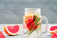 Benefits of Drinking Infused or Flavored Water for Seniors
