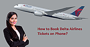 Delta Airlines Reservations To Book Cheap Flight