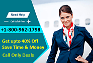 JetBlue Airlines Reservations For Cheap Flight +1-800-962-1798