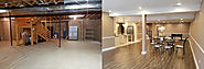Basement Finishing & Remodeling Services in Aurora, IL | Royal Contractors & Remodeling Inc.