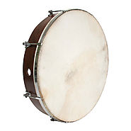 OUTSIDE TUNABLE ROSEWOOD BODHRAN CROSS-BAR 18-BY-3.5-INCH - Mid-East Mfg Sialkot