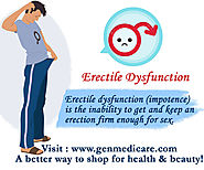 What is erectile dysfunction? - Gen Health Tips