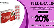 Best Erectile Dysfunction Treatment Options Fildena at Genmedicare