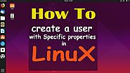 How to Create User in Linux by Adduser in Ubuntu 19.04 | Linux Tutorial