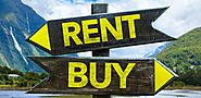 Renting vs buying a home - propertyhome.in
