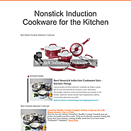 Nonstick Induction Cookware for the Kitchen