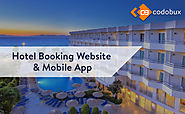 Hotel Booking Website & Mobile App Development