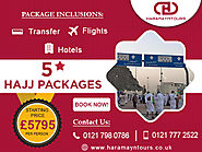 5 star hajj packages 2019
