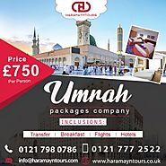 Amazing Deals Of Umrah Packages 2019