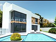 Modern high-quality villa in Albir