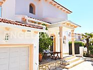 Beautiful semi-detached house in Alfaz del Pi