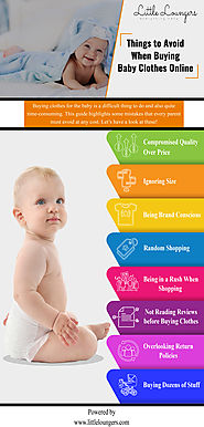 Things to Avoid When Buying Baby Clothes Online