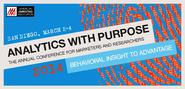 2014 Analytics with Purpose: Behavioral Insight to Advantage