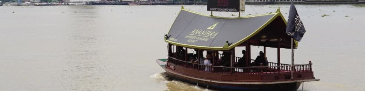 Headline for 05 Types of Boat Rides Available in Bangkok – How to Tour the Chao Phraya