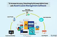 Choose Eilisys Ascent Employee Leave Management Software For Your Business