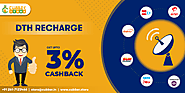 Online DTH Recharge, Money Transfer, Bill Payment at cubber.store