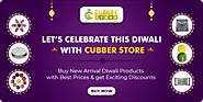 Let's Celebrate this diwali with Cubber Store