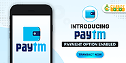 Paytm Payment Option Enabled at Cubber Store