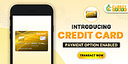 Credit Card Payment Option Enabled for Cubber Store All Transaction