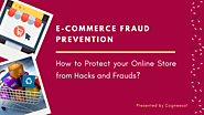 E-commerce Fraud Prevention